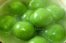 Cách làm bánh chay trà xanh dẻo thơm ngon ngọt cho ngày Tết Hàn Thực