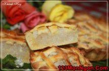 Cách làm bánh tart dừa đặc biệt thơm ngon quyến rũ đãi cả nhà nhâm nhi ngày thu