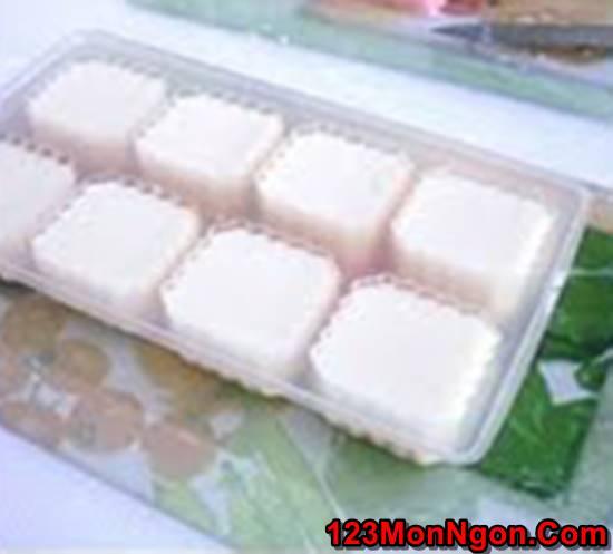 Cách làm bánh trung thu rau câu vị sầu riêng thơm lừng cực ngon cho ngày rằm tháng tám phần 6