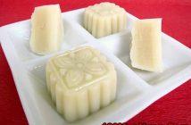 Cách làm bánh trung thu rau câu vị sầu riêng thơm lừng cực ngon cho ngày rằm tháng tám
