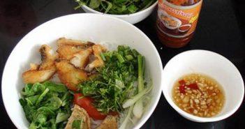Cách làm bún cá rô đậm đà thơm ngọt cực ngon miệng cho cả nhà quây quần thưởng thức