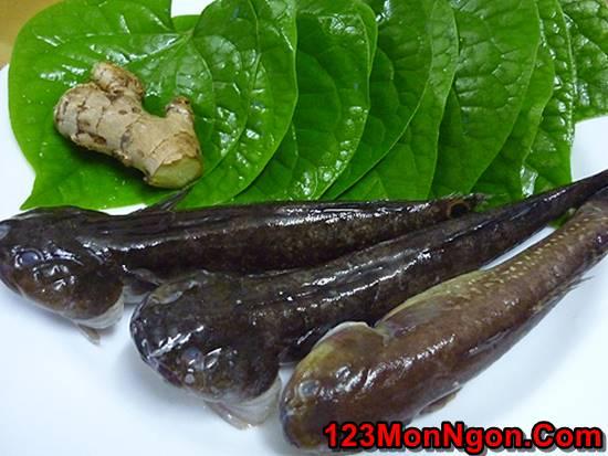 Cách làm canh cá bớp nấu lá lốt nóng hổi thơm lừng quá ngon miệng bổ dưỡng phần 2