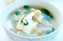 Cách làm canh đậu phụ nấu nấm đơn giản mà thanh mát ngon miệng cho bữa cơm ngày hè