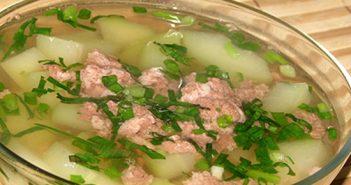 Cách làm canh đu đủ xanh nấu tôm đồng ngọt mát thơm ngon cho bữa cơm trưa hè