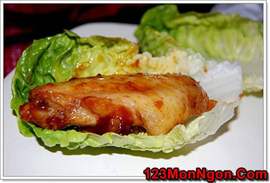 Cách làm cánh gà ram me chua ngọt thật ngon miệng đưa cơm cho cả nhà thưởng thức phần 2