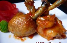 Cách làm cánh gà sốt chua ngọt đậm đà thơm ngon cho bữa tối ấm cúng của gia đình