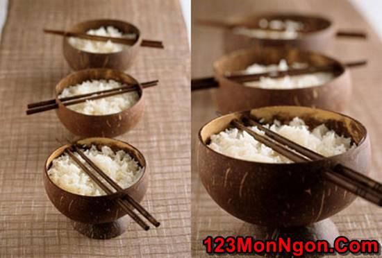 Cách làm cơm dừa Thái thơm ngon lạ miệng cho bữa trưa thanh mát hấp dẫn phần 6