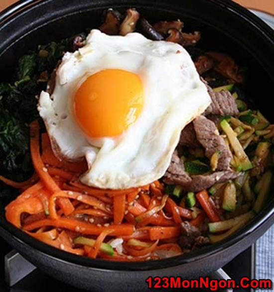 Cách làm cơm trộn kiểu Hàn Quốc mới lạ thơm ngon đổi vị cho cả nhà thưởng thức phần 5