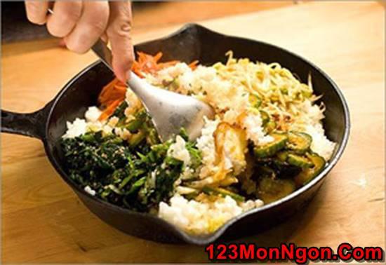 Cách làm cơm trộn kiểu Hàn Quốc mới lạ thơm ngon đổi vị cho cả nhà thưởng thức phần 6