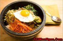Cách làm cơm trộn kiểu Hàn Quốc mới lạ thơm ngon đổi vị cho cả nhà thưởng thức