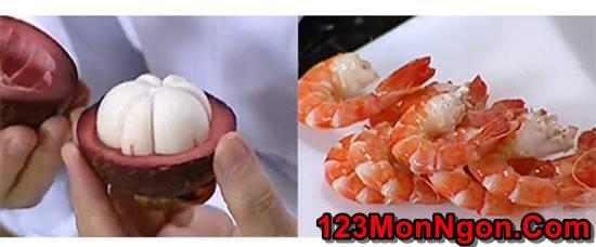 Cách làm gỏi măng cụt chua giòn mới lạ thật ngon đổi vị cho cả nhà thưởng thức phần 2