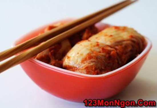 Cách làm kim chi Hàn Quốc tại nhà đơn giản mà thơm ngon hấp dẫn cho cả nhà thưởng thức phần 1