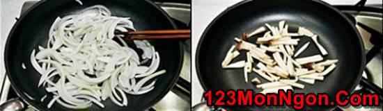 Cách làm miến trộn Hàn Quốc lạ miệng mà rất thơm ngon hấp dẫn cho bữa sáng đầu tuần phần 4
