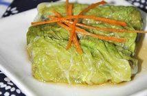 Cách làm món bắp cải cuốn thịt đơn giản mà thơm ngon bổ dưỡng cho thực đơn hằng ngày