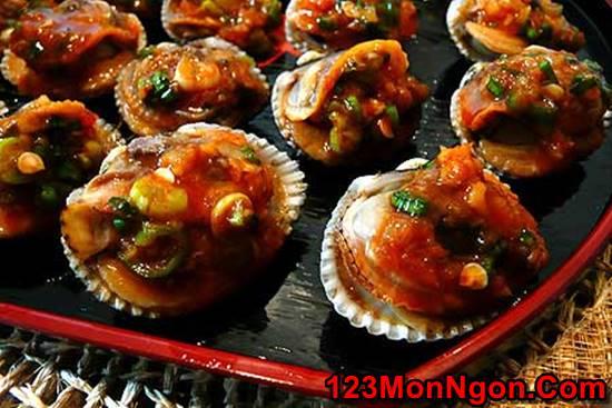 Cách làm món sò huyết nướng thơm lừng cực ngon miệng bổ dưỡng cho bữa tiệc cuối tuần phần 3