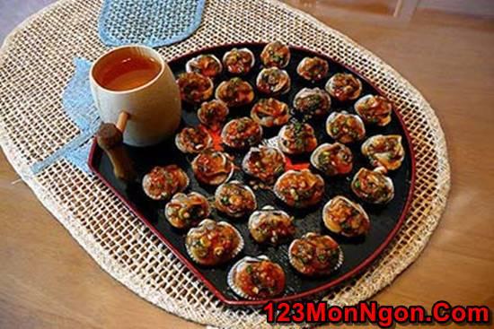 Cách làm món sò huyết nướng thơm lừng cực ngon miệng bổ dưỡng cho bữa tiệc cuối tuần phần 4