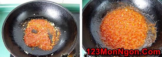 Cách làm món thịt lợn xào chua ngọt đậm đà thơm ngon đổi vị cho cả nhà ngày cuối tuần phần 3