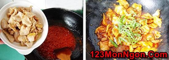 Cách làm món thịt lợn xào chua ngọt đậm đà thơm ngon đổi vị cho cả nhà ngày cuối tuần phần 4