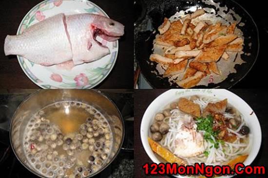 Cách nấu bánh canh chả cá đậm đà thơm ngon đãi cả nhà thưởng thức ngày cuối tuần phần 3