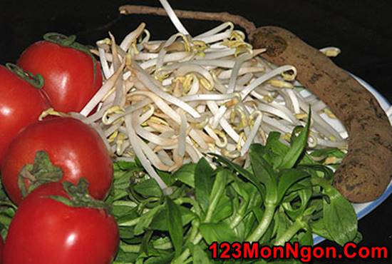 Cách nấu canh chua rau muống thanh mát giòn ngon thật hấp dẫn cho bữa cơm ngày trưa hè phần 2