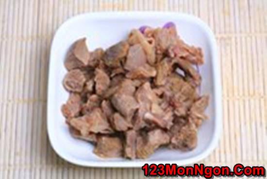 Công thức làm bò hầm cà chua đậm đà bổ dưỡng cho bữa cơm ngon miệng ngày cuối tuần phần 4