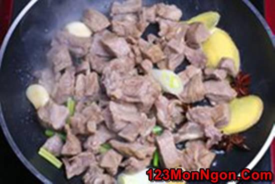 Công thức làm bò hầm cà chua đậm đà bổ dưỡng cho bữa cơm ngon miệng ngày cuối tuần phần 5