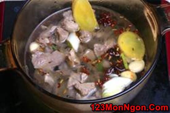 Công thức làm bò hầm cà chua đậm đà bổ dưỡng cho bữa cơm ngon miệng ngày cuối tuần phần 6