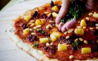 Cách làm bánh Pizza tại nhà đơn giản mà rất thơm ngon hấp dẫn ăn là ghiền