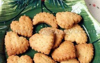 Cách làm bánh quy mặn giòn ngon hấp dẫn dành cho bé ngày cuối tuần