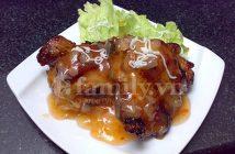 Cách làm gà sốt chua ngọt thơm ngon đậm đà cực đưa cơm cho cả nhà thưởng thức