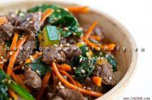Cách làm món bò xào rau củ kiểu Hàn Quốc ngon lạ thật hấp dẫn đổi vị cho cả nhà