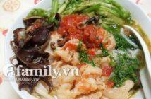 Cách làm món bún tôm Hải Phòng thơm ngon hấp dẫn cho cả nhà thưởng thức cuối tuần