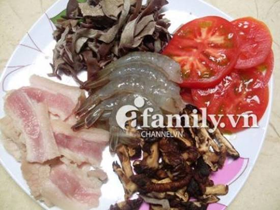 Cách làm món bún tôm Hải Phòng thơm ngon hấp dẫn cho cả nhà thưởng thức cuối tuần phần 4