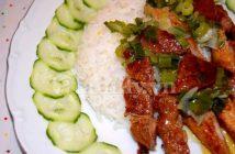 Cách làm món cơm sườn nướng đậm đà thơm lừng cực hấp dẫn cho bữa chiều