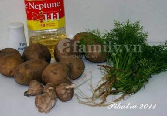 Cách làm món khoai tây bỏ lò kiểu Nga thơm bùi hấp dẫn cho bữa sáng ngon tuyệt phần 2