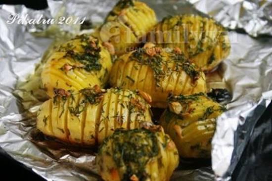 Cách làm món khoai tây bỏ lò kiểu Nga thơm bùi hấp dẫn cho bữa sáng ngon tuyệt phần 6