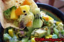 Cách làm món Salad xoài wiki chua ngọt thơm ngon cho thực đơn hằng ngày thêm phong phú