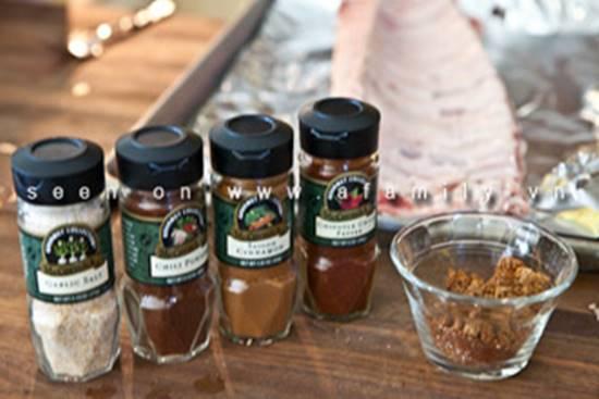 Cách làm món sườn nướng cay mềm thơm ngon thật hấp dẫn ăn là ghiền cho ngày cuối tuần phần 3