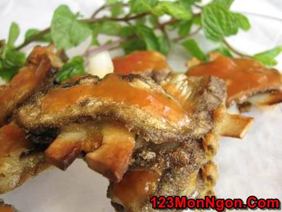 Cách làm món sườn xào chua ngọt chay đậm đà thơm ngon rất đơn giản cho bữa cơm ngày rằm phần 4