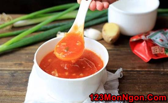 Cách làm món sườn xào chua ngọt kiểu Tàu thơm ngon đậm vị ăn là ghiền phần 2