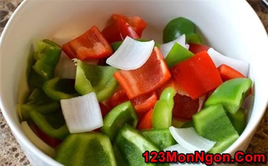 Cách làm món sườn xào chua ngọt kiểu Tàu thơm ngon đậm vị ăn là ghiền phần 3