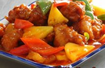 Cách làm món sườn xào chua ngọt phổ biến rất thơm ngon hấp dẫn mà cực đơn giản