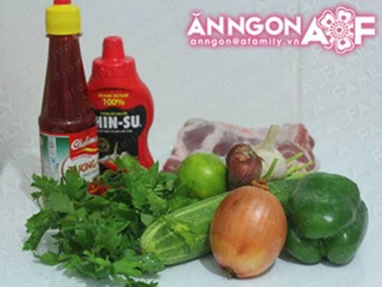 Cách làm món sườn xào chua ngọt thơm lừng hấp dẫn cho bữa cơm thêm ngon miệng phần 2
