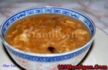 Cách làm món súp chua cay nóng hổi thơm ngon chiêu đãi cả nhà thưởng thức ngày đông lạnh