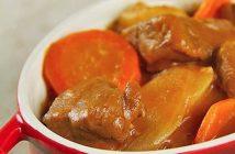 Cách làm món thịt bò hầm rượu vang đậm đà thơm ngon đổi vị cho bữa cơm cuối tuần