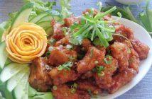 Cách làm sườn xào chua ngọt đơn giản mà đúng chuẩn ngon tuyệt cú mèo ăn là ghiền