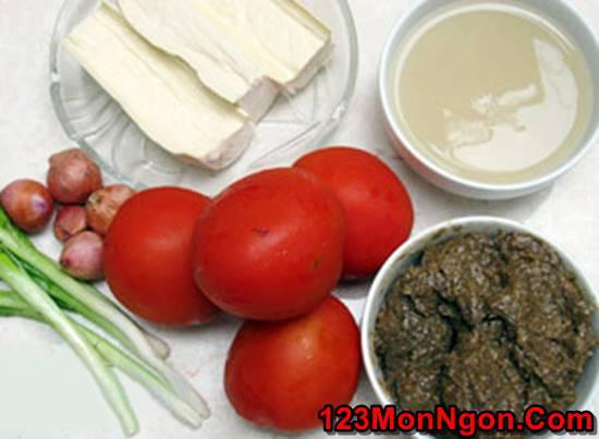 Cách nấu bún riêu cua dân dã thơm ngon đâm đà đúng vị miền Bắc Trung Nam phần 1