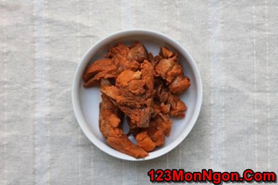 Cách nấu bún riêu cua dân dã thơm ngon đâm đà đúng vị miền Bắc Trung Nam phần 13