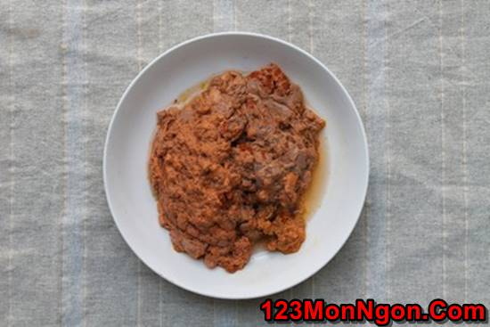 Cách nấu bún riêu cua dân dã thơm ngon đâm đà đúng vị miền Bắc Trung Nam phần 14
