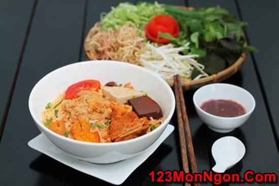 Cách nấu bún riêu cua dân dã thơm ngon đâm đà đúng vị miền Bắc Trung Nam phần 17